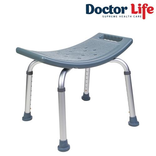 Стул для ванной и душа без спинки - 12531, Doctor Life