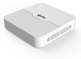 Smart IP видеорегистратор ZetPro ZIP-NVR301-04L-P4