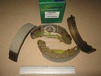 Колодка тормозная барабанная CHEVROLET AVEO (производство PARTS-MALL) (арт. PLC-009), rqc1