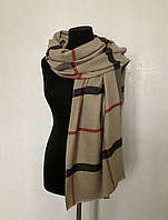 Кашемировый качественный шарф