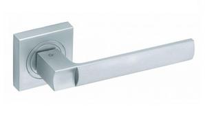 Дверная ручка Gamet Versa сатиновый хром