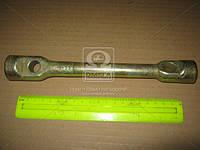 Ключ балонный УАЗ (19х22) (цинк) (производство г.Павлово) (арт. И-115ц), AAHZX