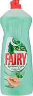 Средство для мытья посуды Fairy Нежные руки Чайное дерево и мята 1 л