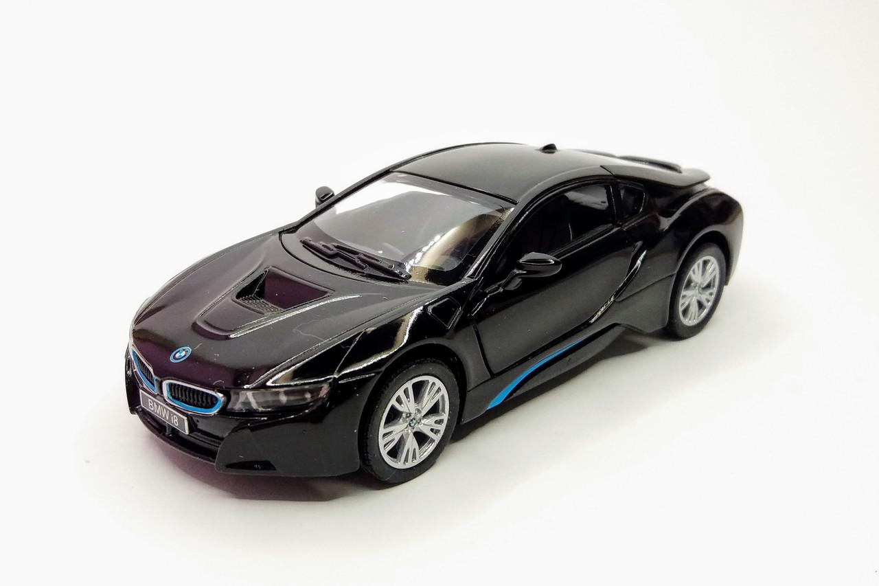 Автомобиль металлический KINSMART BMW i8