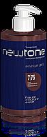 Тонирующая маска для волос 7/75 (русый коричнево-красный) ESTEL HAUTE COUTURE NEWTONE, 435 мл.