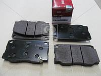 Колодки тормозные дисковые (Производство Mobis) 581015HA30
