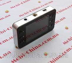 Видеорегистратор X60 Double Camera HD DVR (Globex GU-DUH010), фото 3