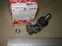 Наконечник тяги рулевой DAEWOO LANOS (97-) правый наружная (Производство Febi) 02636