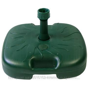Подставка для зонта Garden4you Base 45x45x16cm  D21-35mm  Green
