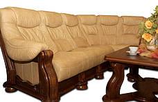 Новий кутовий диван CEZAR (320см-207см), фото 3