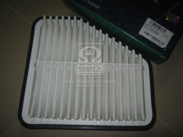 Фильтр воздушный TOYOTA AVALON(XX30) 04- (производство PARTS-MALL) (арт. PAF-098), AAHZX
