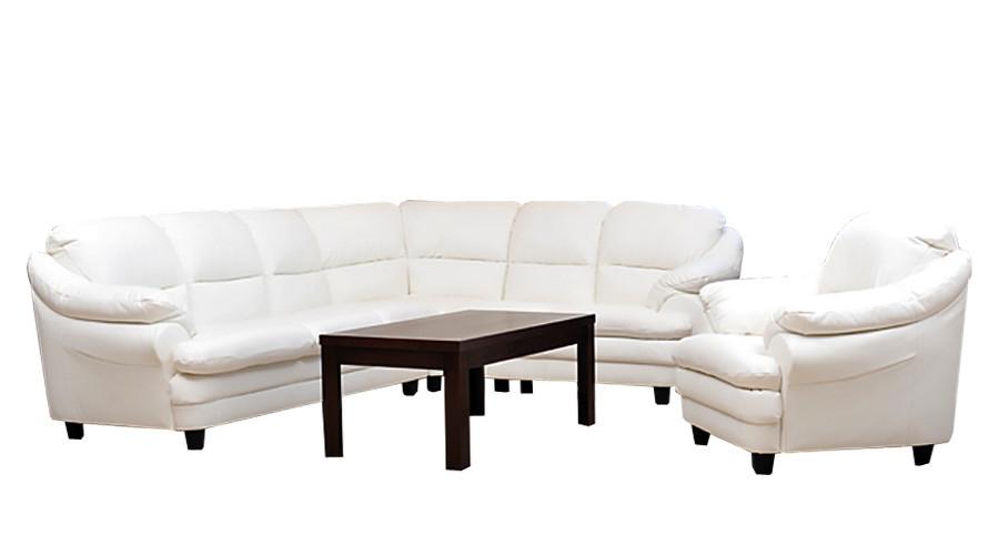 М'який кутовий диван SARA