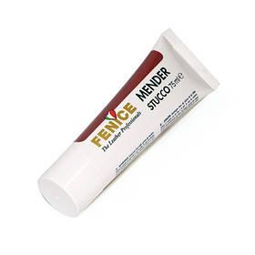 Шпаклівки і клей для ремонту шкіри
