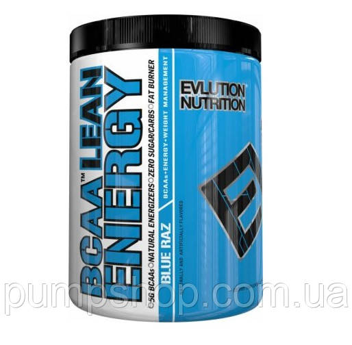 Амінокислоти Evlution Nutrition BCAA Lean Energy 378 г