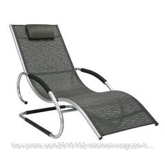 Кресло шезлонг Garden4you SUMATRA  Black