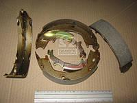 Колодка тормозная барабанная KIA KM-NEW SPORTAGE(-SEP 2006) (производство PARTS-MALL) (арт. PLB-023), ADHZX
