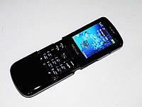 Копия Nokia 8800 / 2 сим / метал. корпус