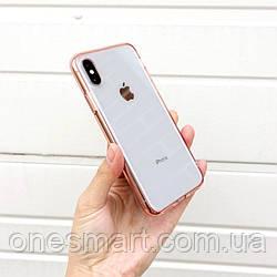 Чехол Ringke Fusion для Apple iPhone X Rose Gold