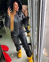 Лыжный женский комбинезон FILL