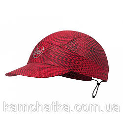 Кепка Buff Pack Run Cap R-Jam Red