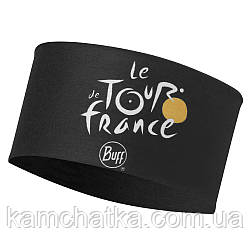 Повязка на голову Buff UV Headband Tour De France Tour Black