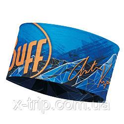 Повязка на голову Buff UV Headband Anton Blue Ink