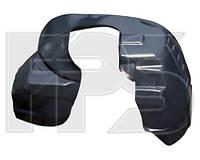 Подкрылок пластиковый лев. CITROEN JUMPER 06-14, Ситроен Джампер