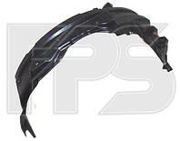 Подкрылок пластиковый лев. MITSUBISHI OUTLANDER III 12-15 (КРОМЕ XL), Митсубиши Аутлэндер