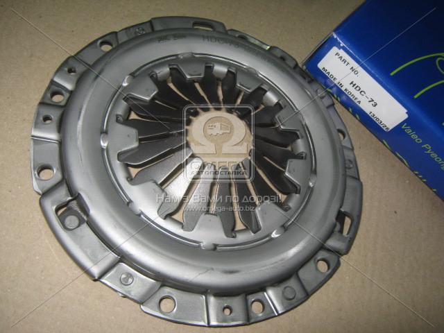 Корзина сцепления HYUNDAI GETZ 1.1 (производство VALEO PHC) (арт. HDC-73), AEHZX