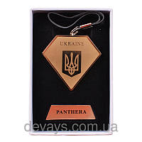 USB Зажигалка Pantera Украина №4345,зажигалки, без огня. с аккумулятором, без пламени, подарочная зажигалка