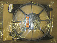 Дифузор вентилятора радиатора Hyundai Santa Fe 06- (производство Mobis) (арт. 253502B000), AGHZX