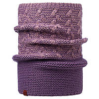 Шарф-снуд Buff Collar Knitted Kiam Deep Grape