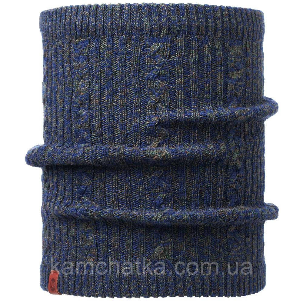 Пов'язка на шию Buff Neckwarmer Knitted and Polar Braidy Moss