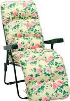 Шезлонг для сада Garden4you BADEN-BADEN with cushion T0590101
