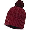 Шапка Buff Knitted & Polar Hat Airon Wine/Black