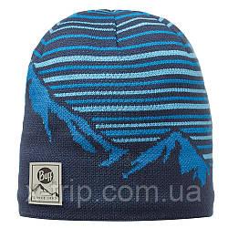 Шапка Buff Knitted & Polar Hat Laki Blue
