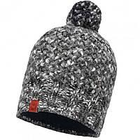 Шапка Buff Knitted & Polar Hat Margo Grey/Black