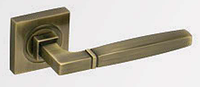 Дверная ручка Gamet Lyra  бронза