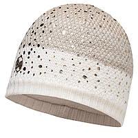 Шапка Buff Knitted & Polar Hat Lia Chic Starwhite/Cru