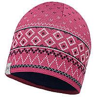 Шапка Buff Knitted & Polar Hat Edna Purple/Navy