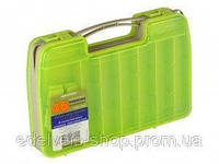 Коробка для рыболовных снастей AQUATECH14- 46 ячеек. Удобный ящик для рыбалки.