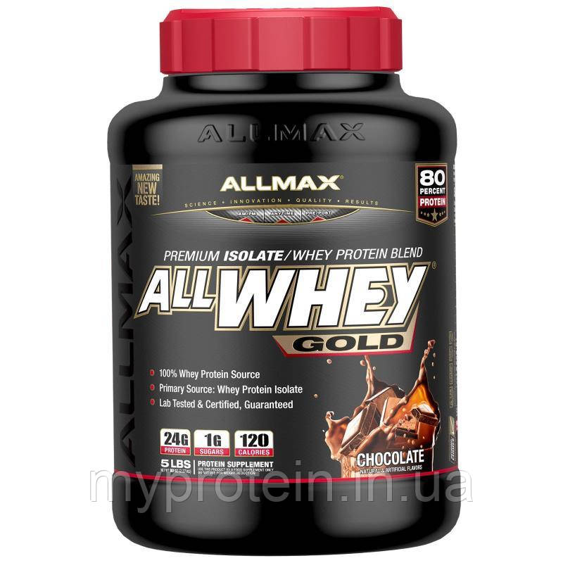 All Max Nutrition Протеин All Whey Gold 2,27 kg