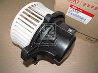 Мотор вентилятора печки (Производство Mobis) 971093E000