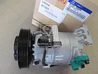 Компрессор кондиционера Hyundai Elantra 11- (производство Mobis) (арт. 977013X500), AGHZX