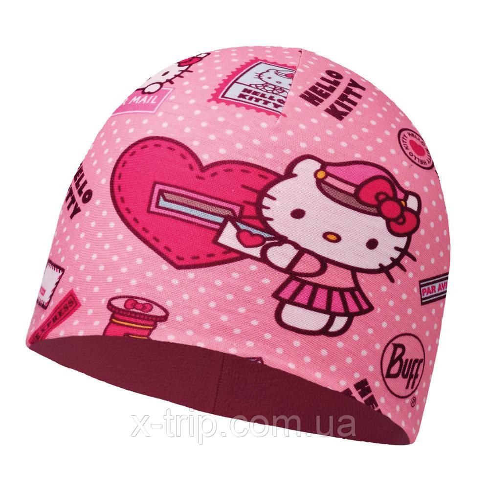 Шапка Buff Child Microfiber & Polar Hat Hello Kitty Mailing Rose/Paloma Pink