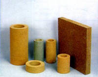 Фильтрующие элементы из пористой керамики № 21, № 32, №43