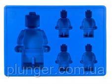 Силіконова форма Чоловічок лего