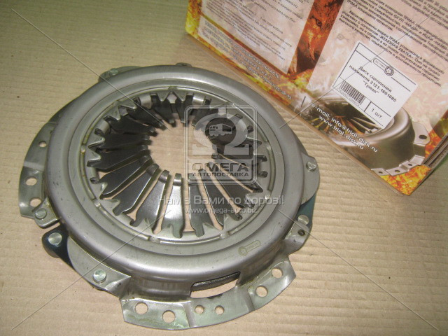 Диск сцепления нажимной ВАЗ 2101-2107, ВАЗ 2121, ВАЗ 21213 усил. (производство ТРИАЛ) (арт. 2121-1601085), ADHZX