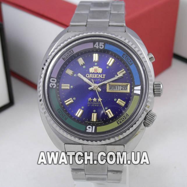 297e3cfa3228 Мужские механические наручные часы Orient Crystal LHL4696175A-7A ...