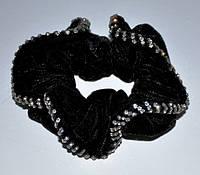 Велюровые резинки для волос
